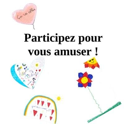 Concours de dessins organisé par le Conseil Communal des Enfants