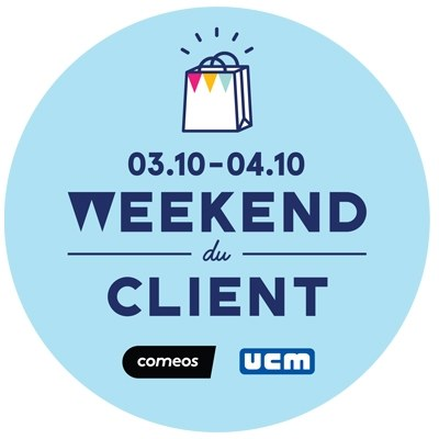 Participez au Weekend du Client