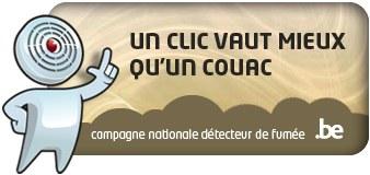 Banner court détecteurs de fumée