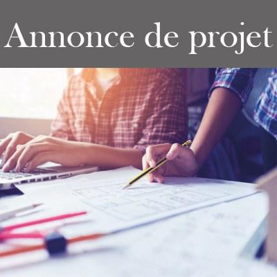 Annonce de projet