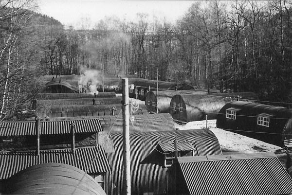 camp des travailleurs